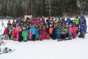 1. Skikurs 2019